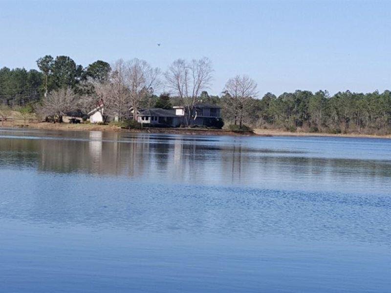 Great Lakes, House, Hunting, And Ti : Alapaha : Berrien County : Georgia