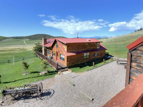 Stallings Hobby Ranch : Westcliffe : Custer County : Colorado
