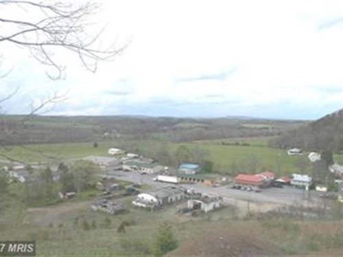 Great Opportunity For Investment : Burlington : Mineral County : West Virginia