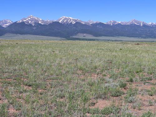 Piute Land : Westcliffe : Custer County : Colorado