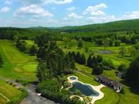 Harkers Hollow Golf Course : Phillipsburg : Warren County : New Jersey