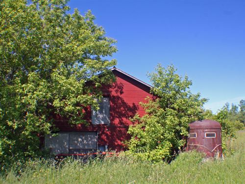 51 Acres Farm & Farmland Batavia Ny : Batavia : Genesee County : New York