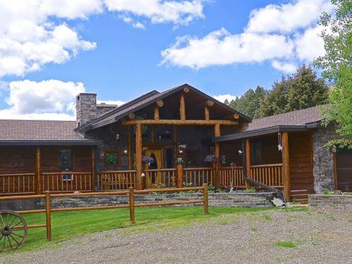 Hunter's Lucky Charm : Avon : Powell County : Montana