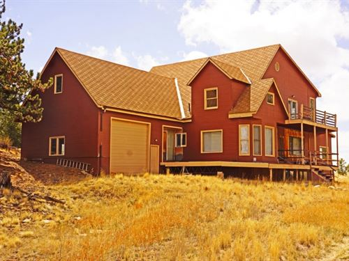7045345 - This Home Could Be Awesom : Como : Park County : Colorado