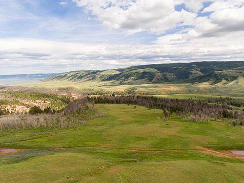 Casper Mountain Parcel 1 : Casper : Natrona County : Wyoming
