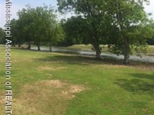 100 Acres In Quitman County W/Two : Marks : Quitman County : Mississippi