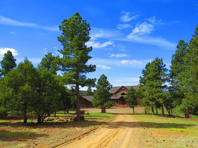 Santa Fe Trail Ranch D60 Home : Trinidad : Las Animas County : Colorado