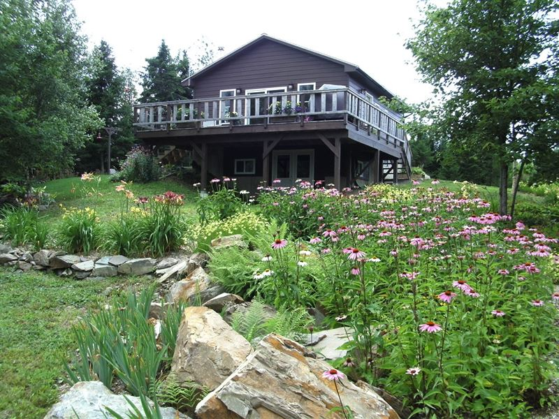 year round cabin in the maine woods farm for sale ludlow aroostook county maine farmflip