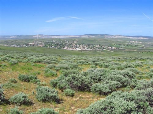 Oyster Ridge Acreage : Kemmerer : Lincoln County : Wyoming