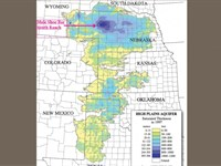 Mule Shoe Bar South Ranch : Alliance : Garden County : Nebraska
