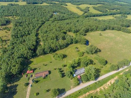 40 Ac - Half Wooded Half Pasture : Licking : Texas County : Missouri