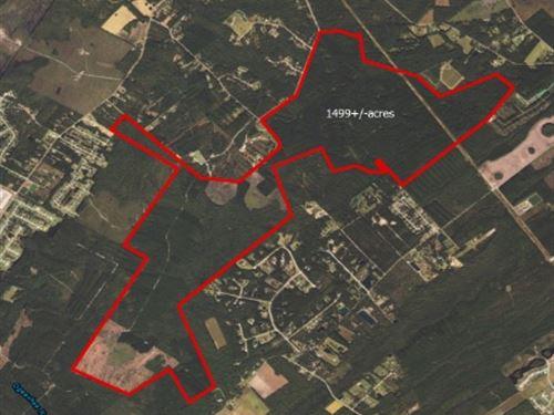 Midland Rd Tract : Springfield : Bulloch County : Georgia