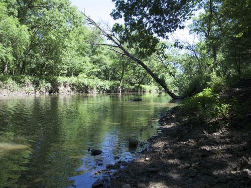 Deer Creek Game Mecca : Coffeyville : Labette County : Kansas