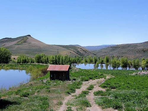 Curecanti Lake Ranch Parcel 4 : Gunnison : Colorado