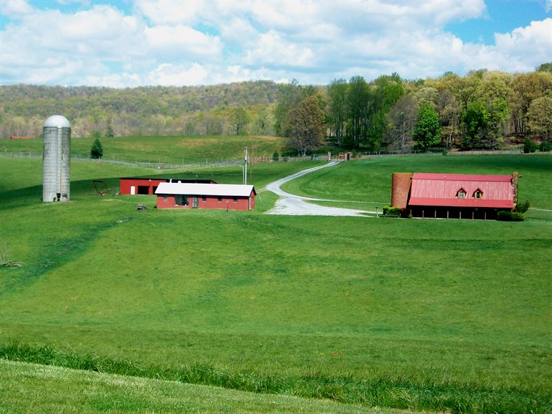 Log Cabin W/ Hunting Wytheville Va : Wytheville : Wythe County : Virginia