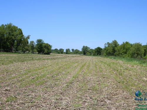 Agriculture Crop Land : Clyman : Dodge County : Wisconsin