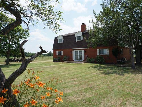 No Reserve Auction 40 Acres Farm : Wellston : Lincoln County : Oklahoma