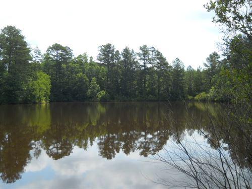 125 Ac On Bohannon & Beavers Rd. : Grantville : Coweta County : Georgia