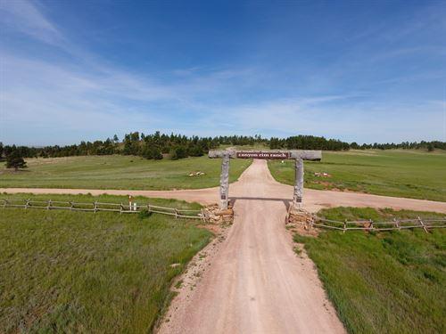 Big Sky 13 : Hot Springs : Custer County : South Dakota
