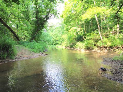 Mollies Rock Rd - 60 Acres : Dresden : Muskingum County : Ohio