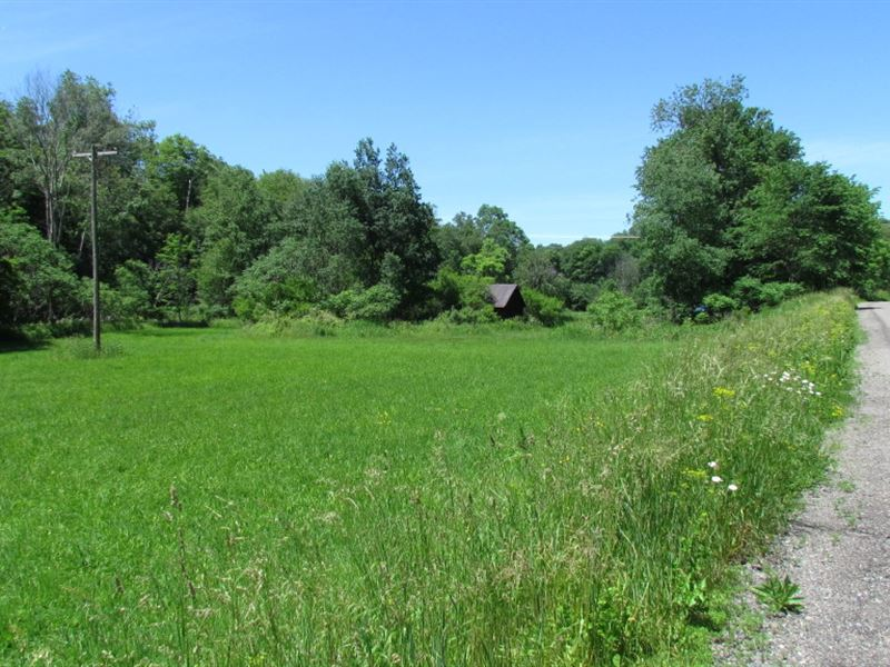 27 Acres Hunting Land Cortland Ny Farm For Sale
