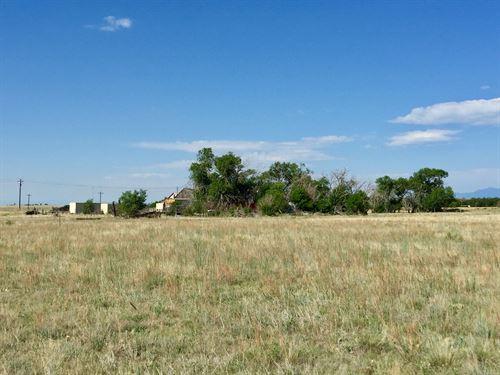 Calhan Land And Water : Calhan : El Paso County : Colorado