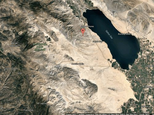 20 Acres In Thermal, CA : Thermal : Imperial County : California
