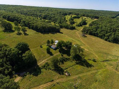 500 Acre Ranch : Elk Creek : Texas County : Missouri