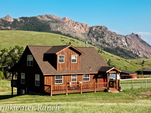 Drinkwater Ranch : Livermore : Larimer County : Colorado