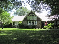 Home On 20 Acres, Barn, Pastures : McKenzie : Carroll County : Tennessee