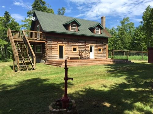 24014 Big Ericks Rd, 1102906 : Skanee : Baraga County : Michigan
