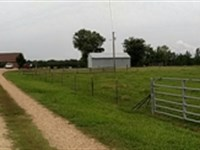 4Bd/2.5Ba Home On 107 Acre Farm : Montpelier : Clay County : Mississippi