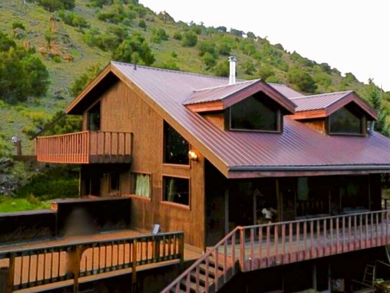 Pinos Creek Cabin - Del Norte : Del Norte : Grand County : Colorado