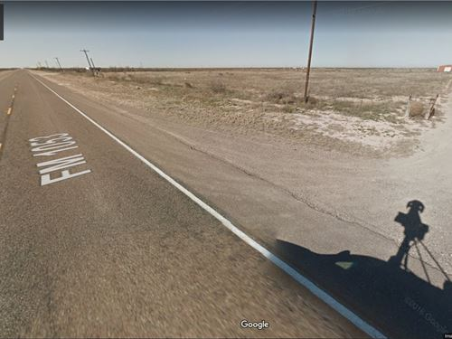 Unrestricted Lot Near Fm 1053 : Imperial : Pecos County : Texas