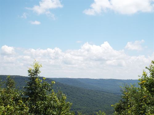 Jamestown Tn Land With Views : Jamestown : Fentress County : Tennessee