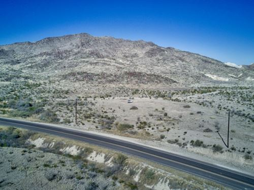 Prime Commercial Acreage. : Terlingua : Brewster County : Texas
