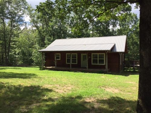 Cabin On 32+/-Acres Hunting, Atv : Dunlap : Sequatchie County : Tennessee