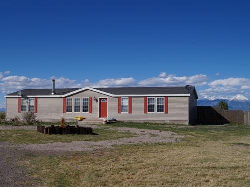 2444412 - Quiet Country Charmer : Sanford : Conejos County : Colorado