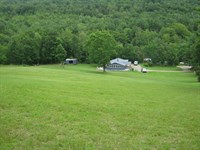 69 Acres House And Barn Near Elmira : Baldwin : Chemung County : New York