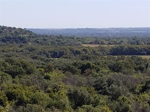 Scenic Recreational Ranch : Morgan Mill : Erath County : Texas