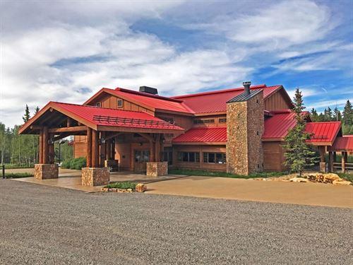 Elk Mountain Resort : Montrose : Ouray County : Colorado