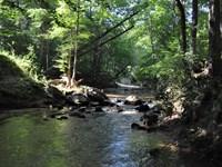 Greenbrier Creek : Watkinsville : Oconee County : Georgia