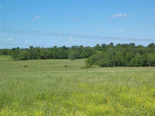 Lots Of Land : Valliant : McCurtain County : Oklahoma