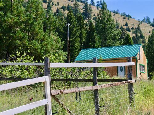 Bear Gulch : Drummond : Granite County : Montana