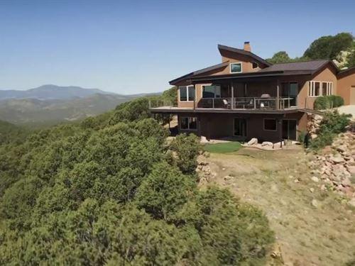 Spectacular Mountain Ranch : Canon City : Fremont County : Colorado
