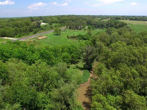 33 Acres Hwy 24 Chariton County : Salisbury : Chariton County : Missouri