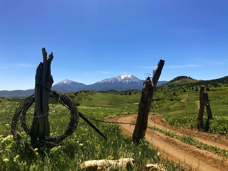 Jw Mountain Ranch : La Veta : Huerfano County : Colorado