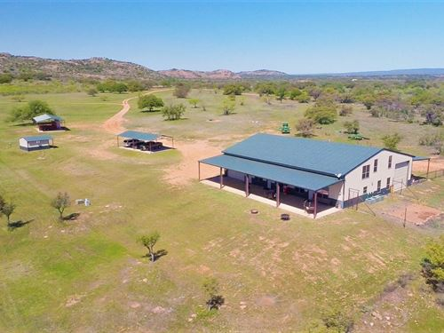 Llano County Granite Antler Ranch : Valley Spring : Llano County : Texas