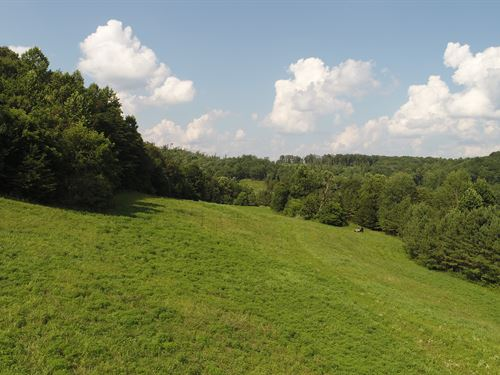 Spectacular Hilltop Views : Somerset : Pulaski County : Kentucky
