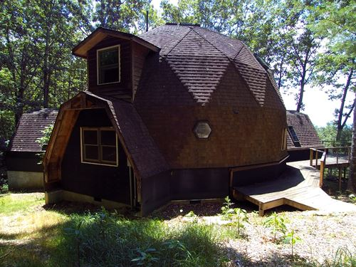 10 Acre Retreat In Blue Ridge Mtns : Independence : Grayson County : Virginia